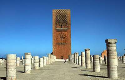 Excursion au départ de Marrakech : Casablanca & Rabat